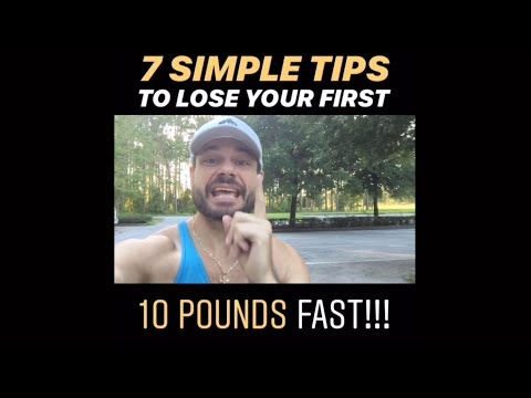 7-tips-to-lose-your-first-10-pounds-fast