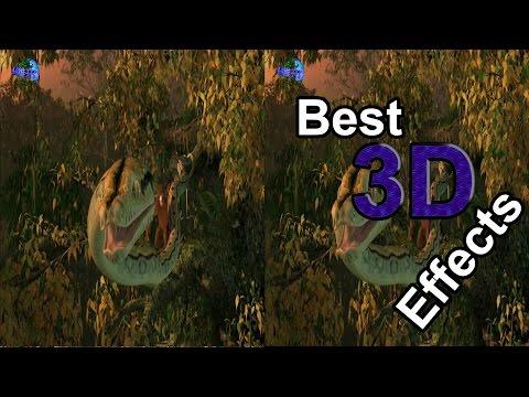 Snake Best SBS 3D Effects 1080P