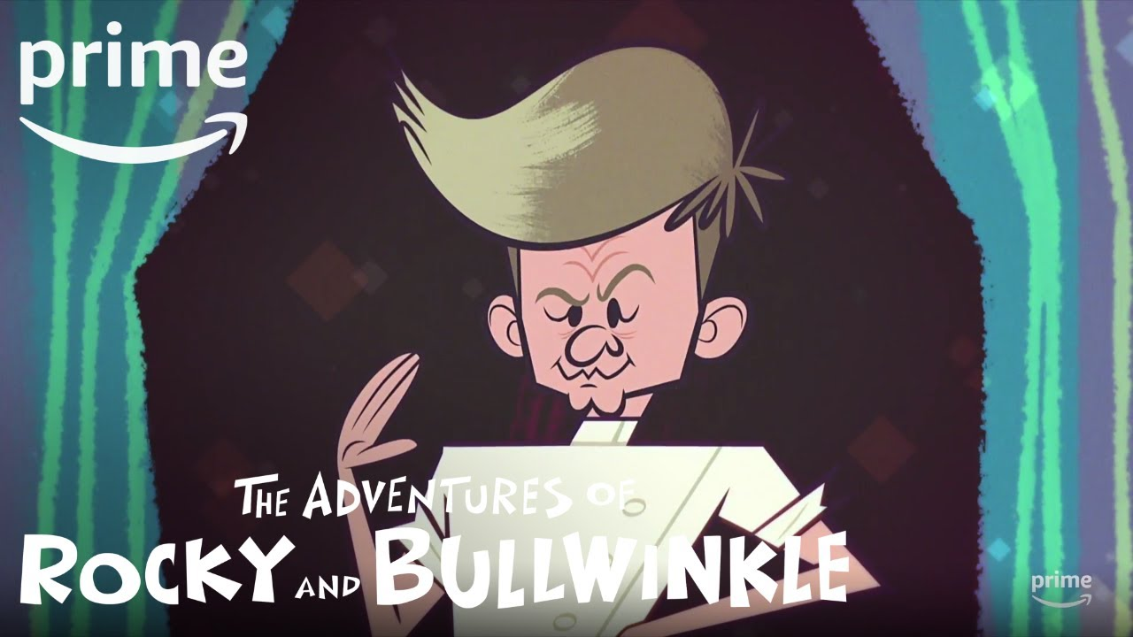 Download The Adventures of Rocky and Bullwinkle - Clip: Gordon Ramsay | Prime Video Kids