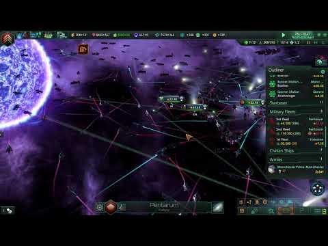 Stellaris 2.0.2 Fighting The Contingency