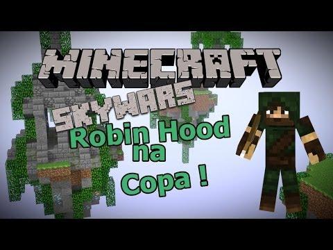 Minecraft - SkyWars Em Ritmo Da Copa ! Skin Nova