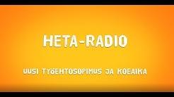 Heta-Radio: Uusi työehtosopimus ja koeaika