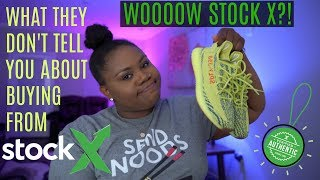 You HAVE to SEE THIS before buying from StockX! SNEAKER APP Review
