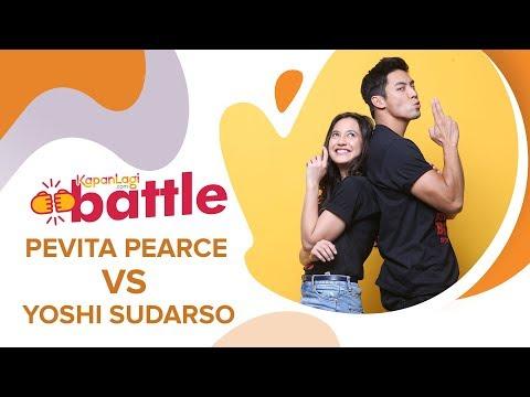 #KapanLagiBattle - Pevita Pearce Vs Yoshi Sudarso