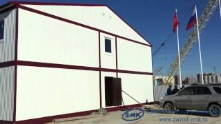 Модульные здания из блок контейнеров(, 2015-06-08T07:01:08.000Z)