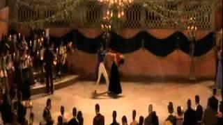 Le Masque De Zorro scene de danse - Alejandro et Elena