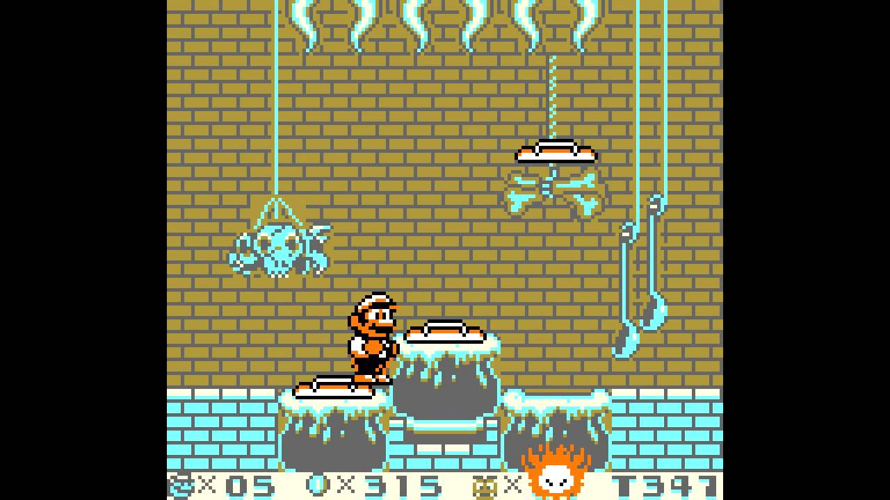 Limpurtikles Mario Colored: Gameboy Longplay: Super Mario Land 2 (Color)