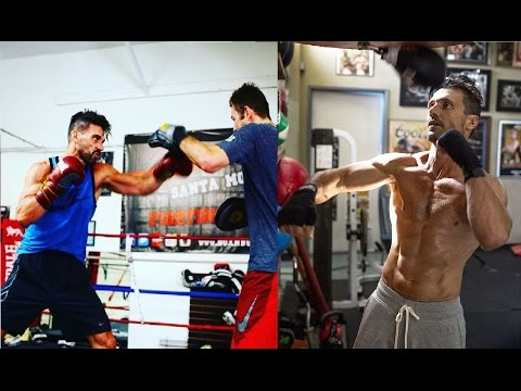 Frank Grillo Workout Routine