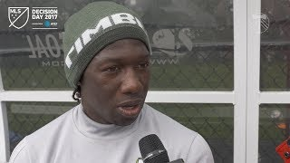 Timbers midfielder Diego Chara talks about the big win over D.C. an...