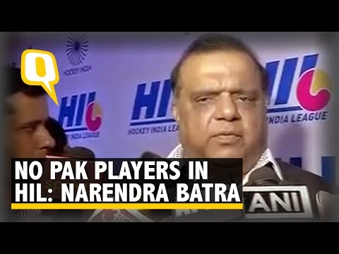 'Pak Won't Play in Hockey Indian League if They Don't Apologise'