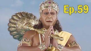 Jai Hanuman | Bajrang Bali | Hindi Serial - Full Episode 59
