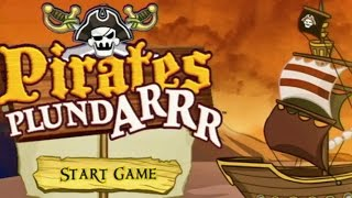 CGR Undertow - PIRATES PLUNDARR review for Nintendo Wii