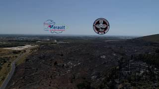 Incendie - Massif de la gardiole 18/07/19 | Sapeur Pompier de l'Hérault (SDIS 34)