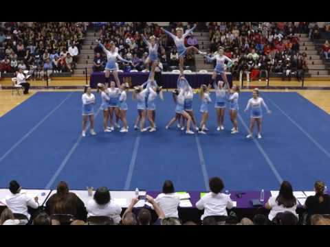 2016 Conference 1&9 Cheerleading Competition
