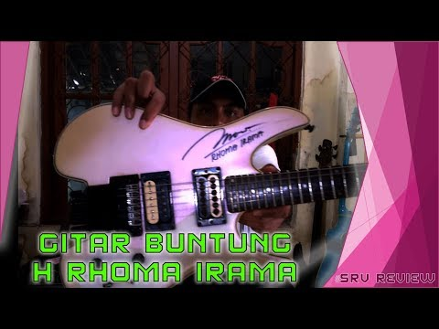 Review Gitar Buntung H. Rhoma Irama , Steinberger GM2T | #SRVReview , guitarVLOG [Indonesia]