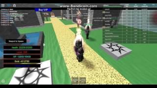 Roblox Knights Rache RPG Wie man Schwerter duplizieren
