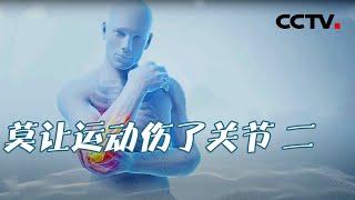 《健康之路》 20201229 莫让运动伤了关节(二)| CCTV科教 - YouTube