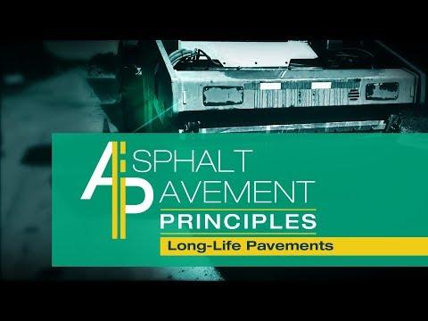 Asphalt Pavement Principles: Long-Life Pavements