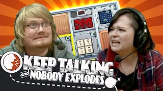 KEEP TALKING AND NOBODY EXPLODES - Kim Gets Wet!