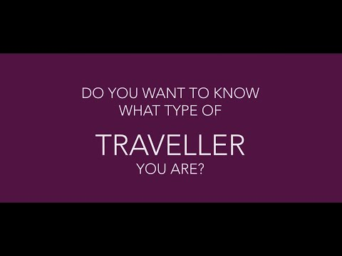 Discover What Traveller You Are