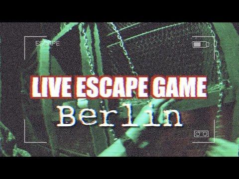 Live Escape Game Berlin: The Room