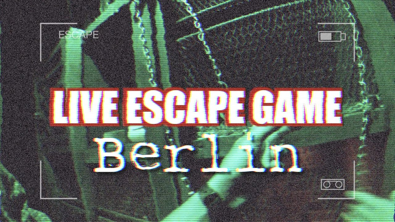 escape rooms berlin