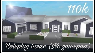 Casa dei Giochi di Ruolo (no gamepass) Bloxburg-Roblox Hamzley