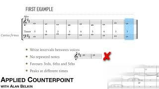 Download How to Write Counterpoint - Music Composition