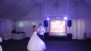 Свадебный танец со сложными поддержками. Дневники вампира