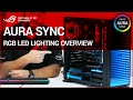 Z270 How To AURA SYNC RGB LED Lighting Overview mp3