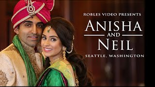 Anisha Karnik & Neil Dewan - Marathi Hindu / Same Day Highlights