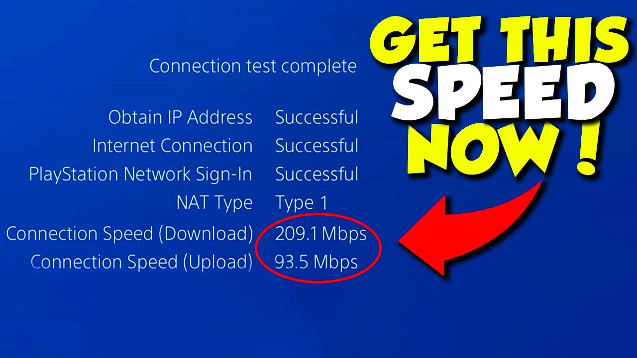 New How To Boost Ps4 Internet Speed Fix Lag And Lower Ping Working 2020 Youtube