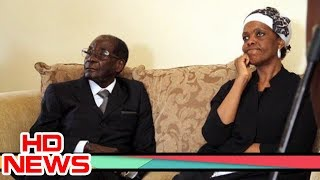 Grace Mugabe file for Divorce After Mugabe Offered To Send her To Exile In Order To Remain