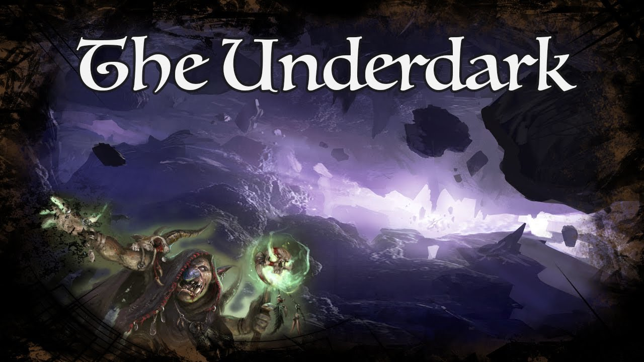 D&D Ambience - The Underdark - YouTube