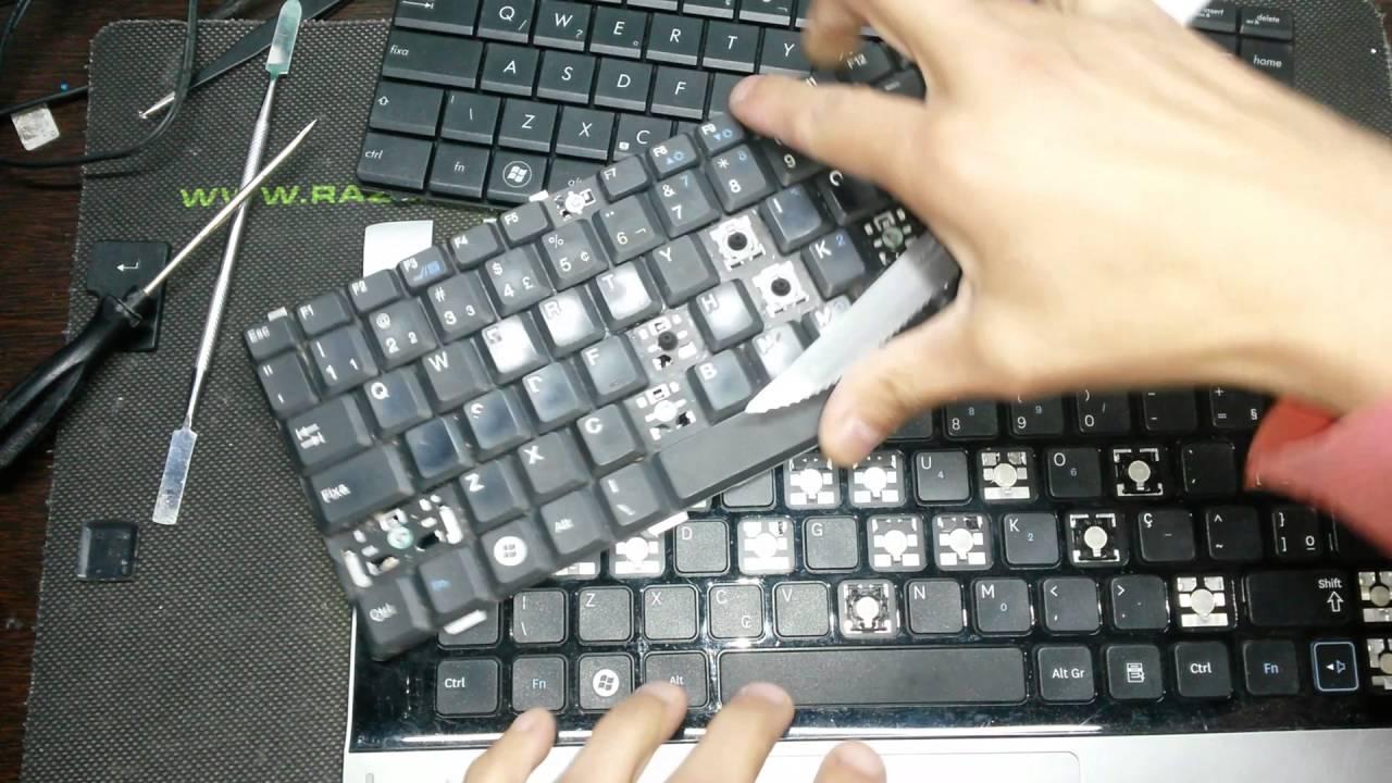 Armario Superior Cozinha Medidas ~ Como retirar a tecla de um teclado do meu notebook