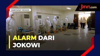 Presiden Jokowi: 12 Kabupaten dan Kota Diprioritaskan - JPNN.com