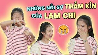 """LAM CHI CHUYỆN CHƯA KỂ! Nổi tiếng là """"hung dữ"""", nhưng LAM CHI cũng có hàng ngàn nỗi sợ hãi thầm kín?"""