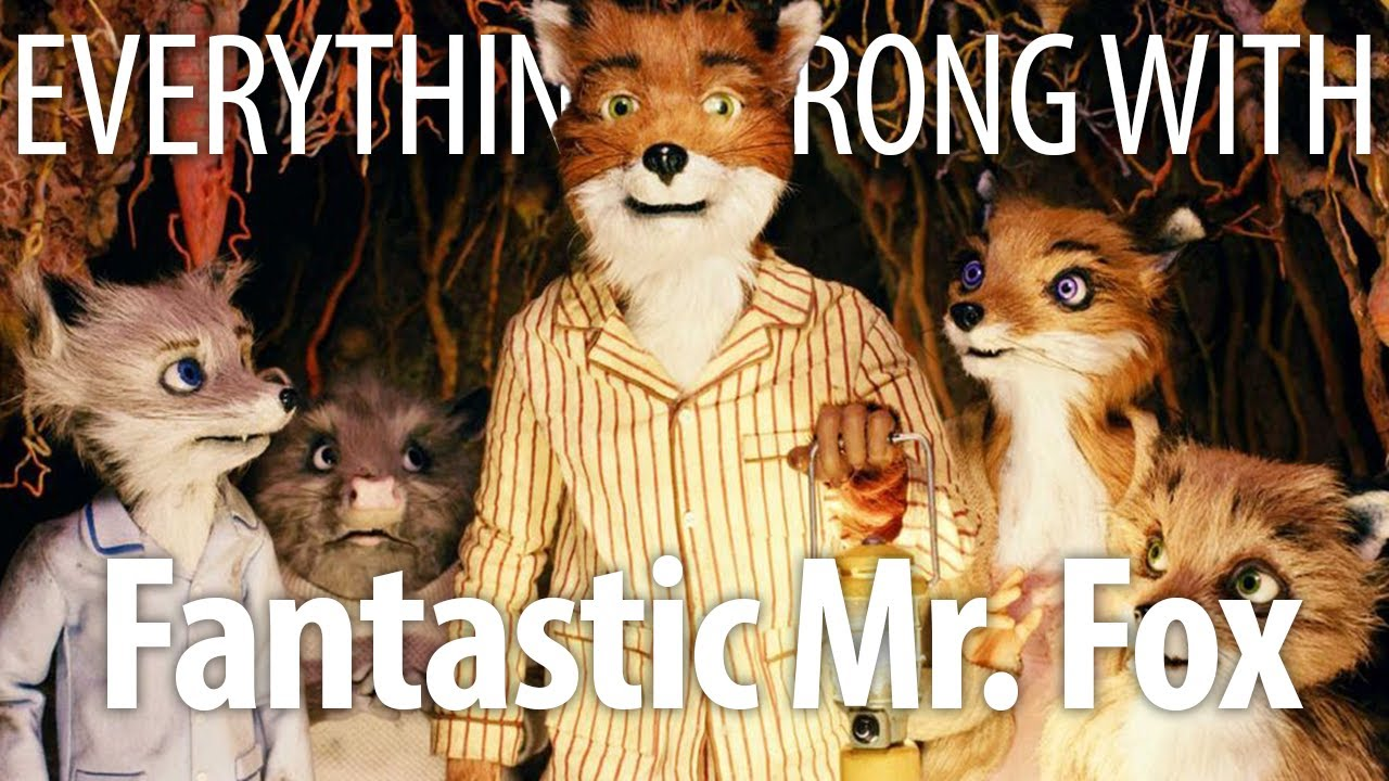 Download Everything Wrong With Fantastic Mr. Fox In 17 Minutes Or Less