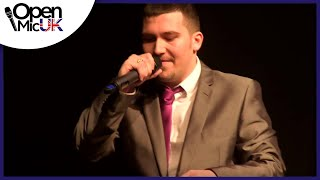 THE BEST THING – ORIGINAL performed by JOHN GORE at Open Mic UK singing contest