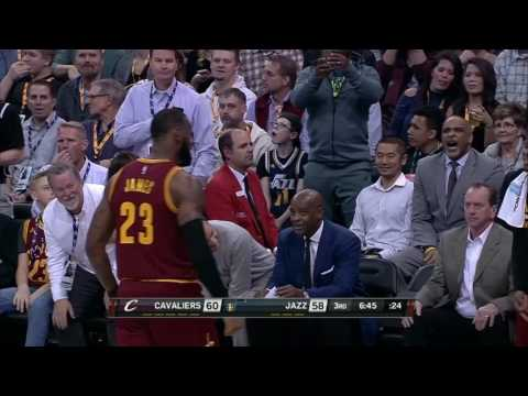 Cleveland Cavaliers at Utah Jazz - January 10, 2017