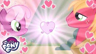 My Little Pony en español  El día de los corazones y los cascos | La Magia de la Amistad | Completo