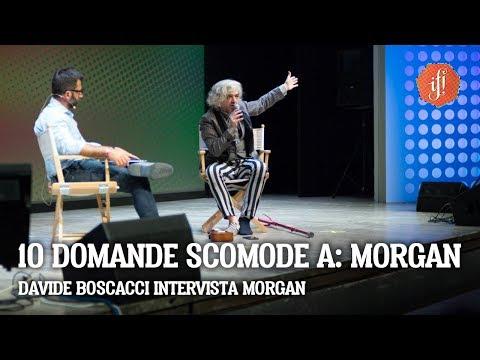 "IF! Show: ""10 Domande Scomode a: Morgan"""