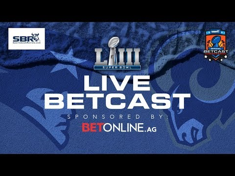 Super Bowl 53 Live Betcast | Patriots vs Rams NFL Picks and Predictions | In-Game Betting Tips