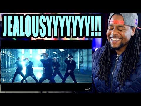 MONSTA X | JEALOUSY MV | THAT HOOK THO | 몬스타엑스 | REACTION!!!