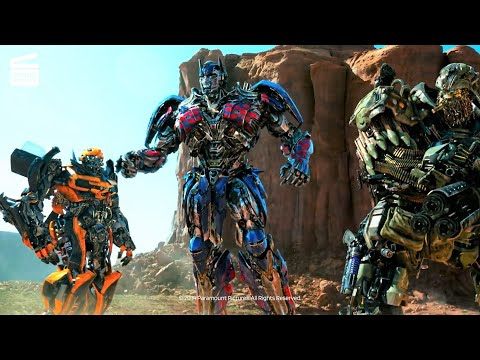 Download Transformers: Age Of Extinction: Calling all Autobots (HD CLIP)