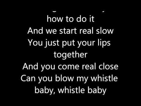 Flo Rida - Whistle (Lyrics)