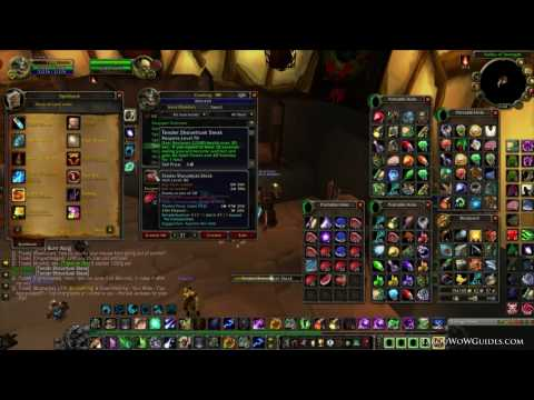 How To Make Gold Easily With Cooking In The World Of Warcraft!