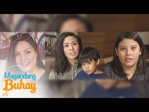 Magandang Buhay: Sharon as a mother