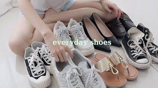 ENG)인생 화이트 스니커즈! 무한 재구매 신발들[아디…