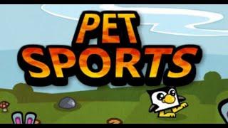 Pet Sports Full Gameplay Walkthrough